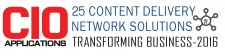 Mvix ranked as one of the top 25 Content Delivery Network Solutions Transforming Business