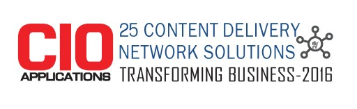 Mvix Ranked as One of the Top Content Delivery Network Solutions